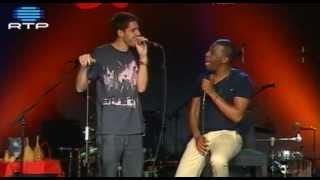 12 Dino D'Santiago @ BLeza - Redemption Song com Richie Campbell