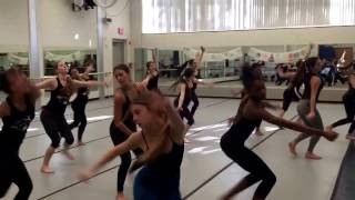 "FPAC level 3s- ""Waving Through a Window"" from Dear Evan Hansen. Choreographed by Jake Shatsky"