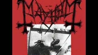 Mayhem - Chainsaw Gutsfuck