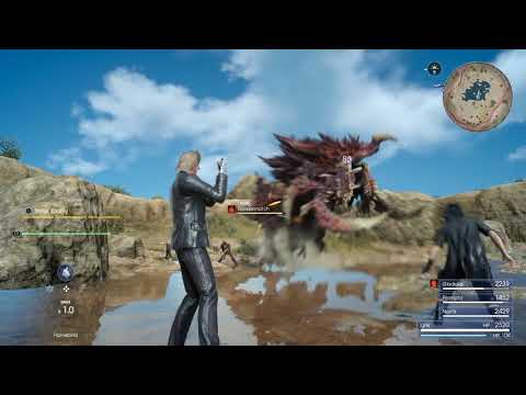 WTFF::: Final Fantasy XV December 2017 Update Adds Character Swapping