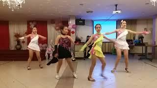 Cha Cha Cha Dance Performance in Sg Petani