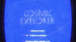 Cosmic Explorer 8bit Teaser