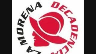 La morena - Decadencia (Radio Edit)