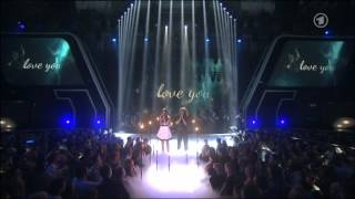 "Christina Perri und Jason Mraz: ""Distance"" (Echo 2012)"