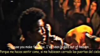Bruno Mars - Locked Out Of Heaven (Sub Español)