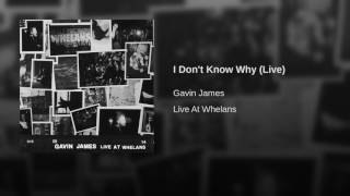 I Don't Know Why (Live)