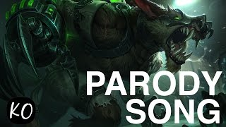 "League Of Legends Song | Warwick (""Ed Sheeran - Shape Of You"" Parody)"