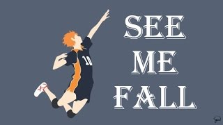 「 AMV 」Haikyuu - See Me Fall