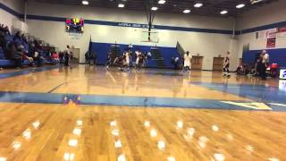 Apopka High School Basketball Dennis Dunks