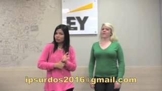 Curso de Português e Inglês instrumental para Surdos - EY