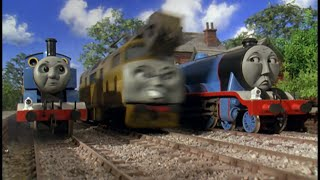 Thomas and the Magic Railroad sound effects: Main Titles/Island of Sodor