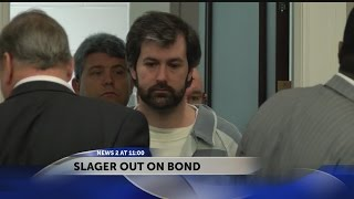 Civil rights groups to hold press conference about Slager's release from jail