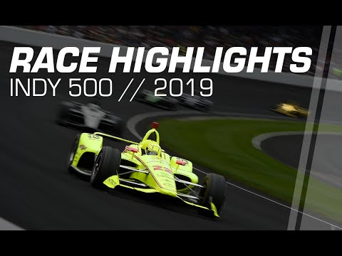 2019 NTT IndyCar Series: Indy 500 Race Highlights