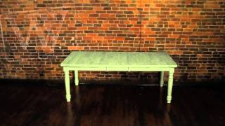 Wood You - Table 1 Your Style