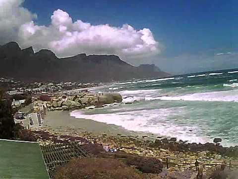 Timelapse Video – Glen Beach & Camps Bay – 23/10/2010
