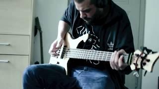 """Aphex Twin Slap Bass Cover! """"4 bit 9d api+e+6 (126.6)"""""""