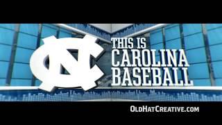 North Carolina Baseball Intro Video 2015