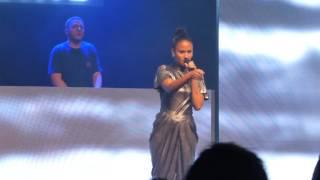 Branko & Mayra Andrade Vodafone Mexefest 2016