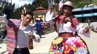 Conquistadores de Ayacucho y Elizabeth de los Andes - Bailemos Santiago