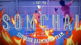 kan keng kui /Somchai Badminton Highlights 010417