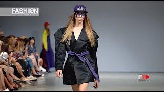 SANDRA STRAUKAITE Spring Summer 2019 Ukrainian FW - Fashion Channel
