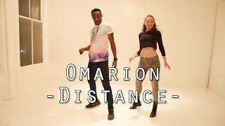 Omarion - Distance | Meka Oku & Sonya