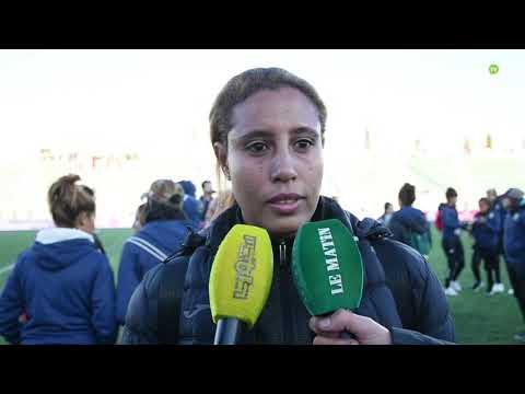 Video : Coupe du Trône féminine 2019 : Aziza Errebaâ revient sur le 7e sacre de l'AS FAR
