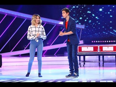 Ștefan Luncanu, număr impresionant de magie pe scena Next Star