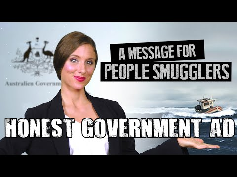 Refugee Policy | Honest Government Ad