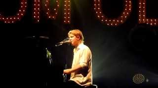 Tom Odell - Another Love @ Warsaw, PL 2014