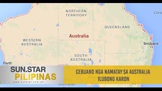 Cebuano nga namatay sa Australia ilubong karon