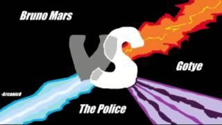 Bruno Mars vs. Gotye vs. The Police - Mashup