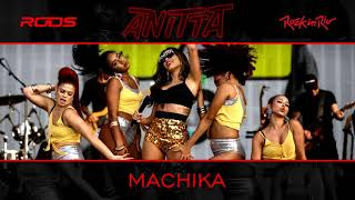 Anitta - Machika (Rock in Rio Studio Version | Versão Estúdio) [RODS]
