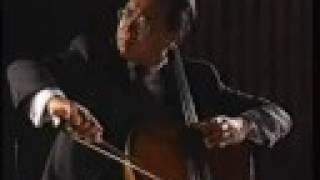 Yo-Yo Ma Kodaly cello sonata