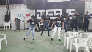 Coreografia Adestra - Fernandinho ❤