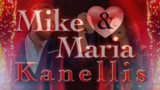 "WWE: Mike Kanellis & Maria Kanellis 1st WWE Theme: ""True Love"" ᴴᴰ (CLEAR) 2017"