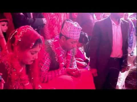 Hindu Wedding in Kathmandu Valley