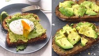 Receta Desayuno - Almuerzo Fitness 5 minutos