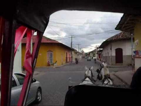 Granada Nicaragua, Ciudad Colonial.