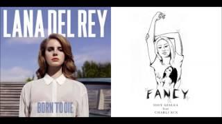 Iggy Azalea ft. Charli XCX x Lana Del Rey - Off to the Fancy Races (Mashup)