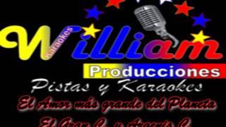 El Gran Caribe y Argenis Carruyo - El Amor más grande del Planeta c/coros (Pista Demo)