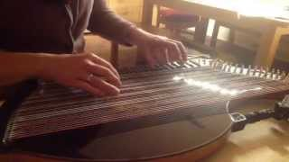 Dire Straits - Why worry - Zither Cover