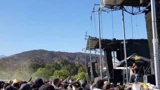 Sabaton - Carolus Rex ( Live @ Knotfest 2016)