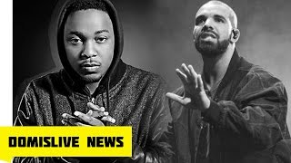 Kendrick Lamar Element Responds to Drake on 'DAMN' Kendrick Lamar NEW Album