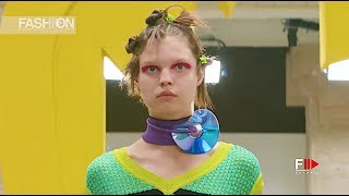 ANGUS CHIANG Spring Summer 2020 Menswear Paris - Fashion Channel