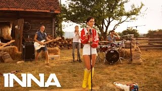 Making of | INNA @ Grandma - WOW (Live Session)