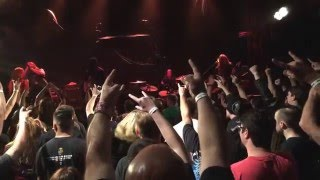 """Entombed A.D. """"Stranger Aeons"""" Live at House of Blues New Orleans 2016"""