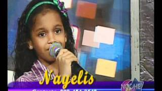 Canción Consejo de Hija   Nayeli con Anthony Santos en vivo