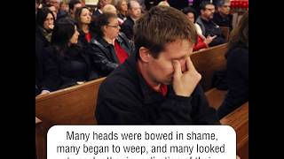 A homeless man walks into a church What he did next shocked everyone || Life Reminder || SomTom