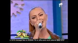 "Alexandra Stan - ""Thanks for leaving"" - Neatza cu Razvan si Dani"